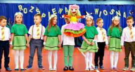 Wiosenna sobota z przedszkolakami - na scenie sochocińskie ŻABKI