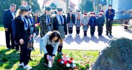 Katyńskie i smoleńskie uroczystości w Czerwińsku