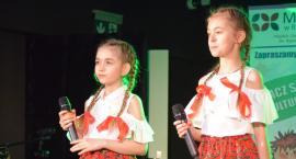 Piosenka jest dobra na wszystko - na scenie Nadia Cybulska i Amelia Marciniak