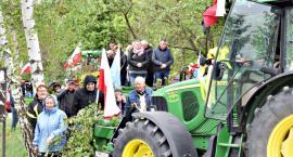 Święcenie pól w parafii Chociszewo