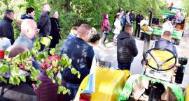 Trzeciomajowe święcenia pól - Pieścidła (parafia Grodziec)
