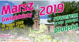 Marsz Gwiaździsty 2019 - trzy trasy w trzech gminach