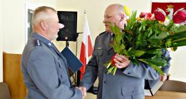 Dzielnicowy Oktabiński odszedł na emeryturę