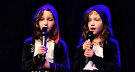 Zaśpiewali w obcych językach - na scenie Zuzanna Nowocińska i Lilly Nowocińska