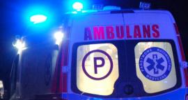 Fiat uderzył w drzewo - kierowca był pijany