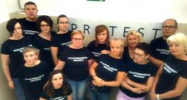 W szpitalu trwa protest fizjoterapeutów