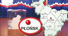 W Płońsku PiS - 44,23 %, KE - 40,96 %