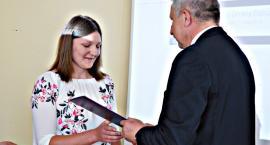Uhonorowano złotą Marlenę Włodarską