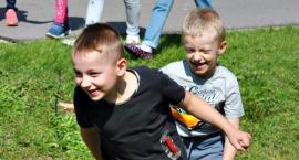Świętowanie Dnia Dziecka - SP Czerwińsk