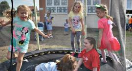 Świętowanie Dnia Dziecka - SP Smardzewo