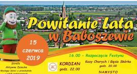 Powitają lato w Baboszewie