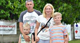 Bieg królewski dla 5-letniego Bartosza