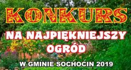 Wybiorą najpiękniejszy ogród gminy Sochocin