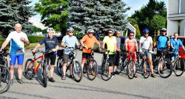 Ruszyli rowerami do Grodna