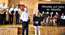 Koncertowo - na pożegnanie roku szkolnego - w ogólniaku