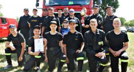 W gminnych zawodach strażackich najlepsza OSP Baboszewo