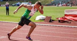 Trzaska wicemistrzem Polski do lat 20 na 200 metrów