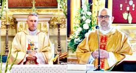 Ingresowa niedziela u św. Michała w Płońsku i w Królewie