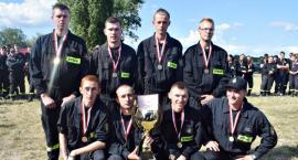 Drużyna OSP Radzymin najlepsza w zawodach gminy Naruszewo