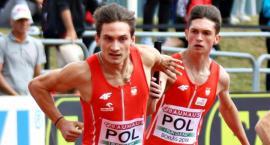 Charzyński - w składzie polskiej sztafety - blisko medalu mistrzostw Europy juniorów!