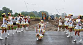 Plac budowy zachodniej obwodnicy Płońska uroczyście przekazany