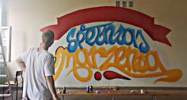 Graffiti na Rutkach