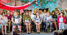 Patriotyczne śpiewowisko w Czerwińsku