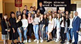 W płońskim ogólniaku młodzież polsko-ukraińska realizuje wspólny projekt