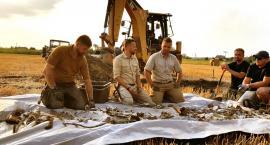Szczegóły odkrycia pozostałości zestrzelonego samolotu w Kiełkach