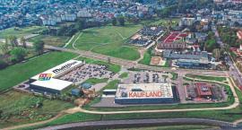 Niebawem otwarcie nowoczesnego Parku Handlowego MultiBox Płońsk przy Kaufland i McDonald's!