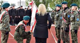 Uroczysty piątek u Staszica w 20-lecie klas wojskowych