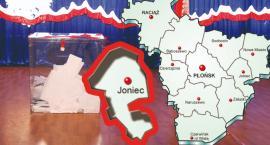W gminie Joniec wybory zdecydowanie wygrywa PiS z poparciem 55,32 proc.