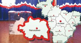 W gminie Naruszewo wybory zdecydowanie wygrywa PiS z poparciem 64,29 proc.