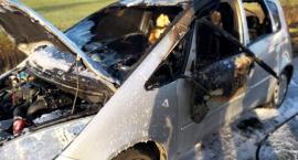 Co się stało na drodze w okolicy Kraszewa Sławęcina? 42-letnia kobieta nie żyje - męża zatrzymała policja