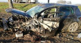 Trójka rannych w wypadku w Chociszewie