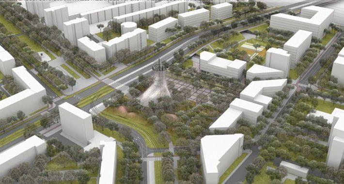 plany zagospodarowania, Wyniki warsztatów temat Placu Grunwaldzkiego - zdjęcie, fotografia
