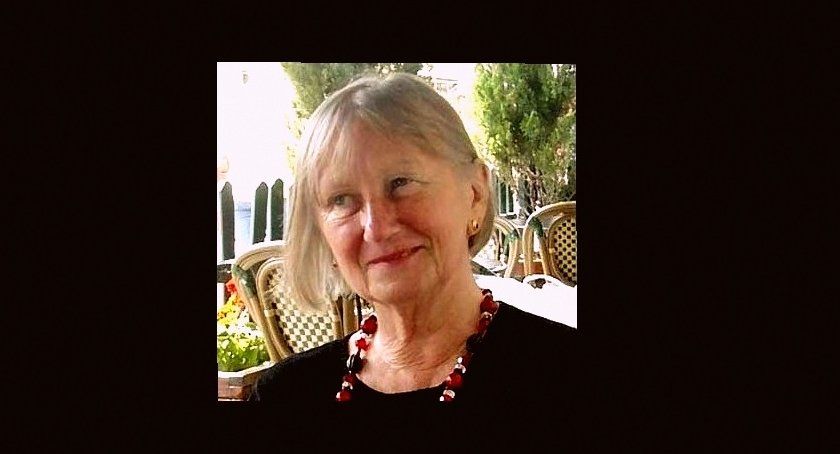 wspomnienie, Zmarła Aldona Gawecka - zdjęcie, fotografia