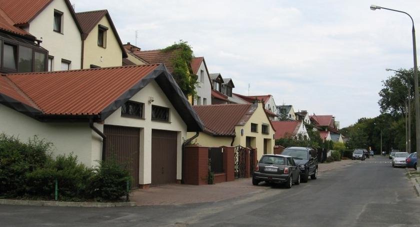 ulice, ulica Żoliborzu - zdjęcie, fotografia