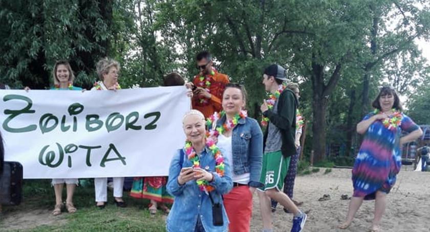 relacje, Pokojowy desant Targówka Bródna Żoliborz - zdjęcie, fotografia