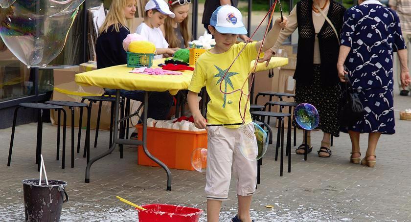 imprezy plenerowe, Dzień Dziecka Zieleniaku - zdjęcie, fotografia