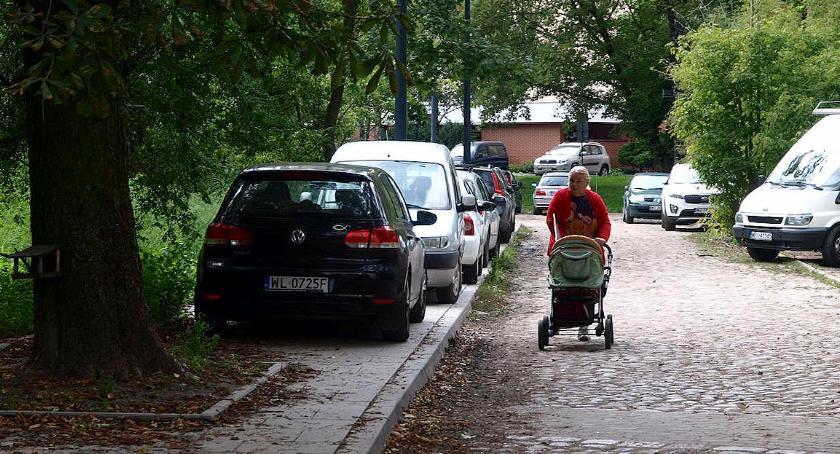 Okiem wyborcy , Parkowanie Barszczewskiej - zdjęcie, fotografia