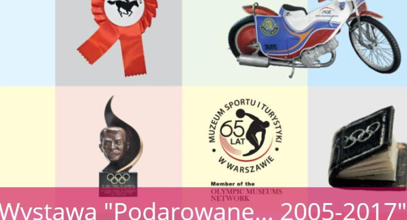 wystawy, Wystawa Muzeum Sportu Turystyki - zdjęcie, fotografia