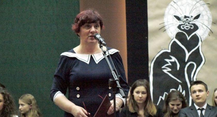 ludzie, żyje Dyrektor Aldona Bałazińska Lazur - zdjęcie, fotografia
