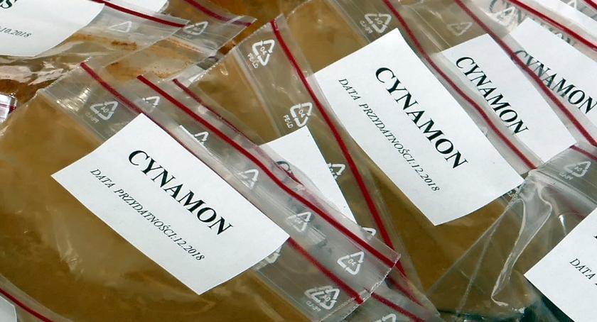 handel i usługi , Cynamon dobry leczy - zdjęcie, fotografia