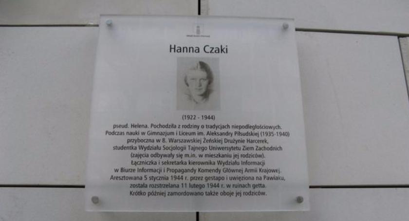 historia, Hanka Czaki pamiętaj - zdjęcie, fotografia