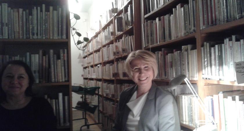 relacje, Kolędowe spotkanie Bibliotece Haliny Rudnickiej - zdjęcie, fotografia