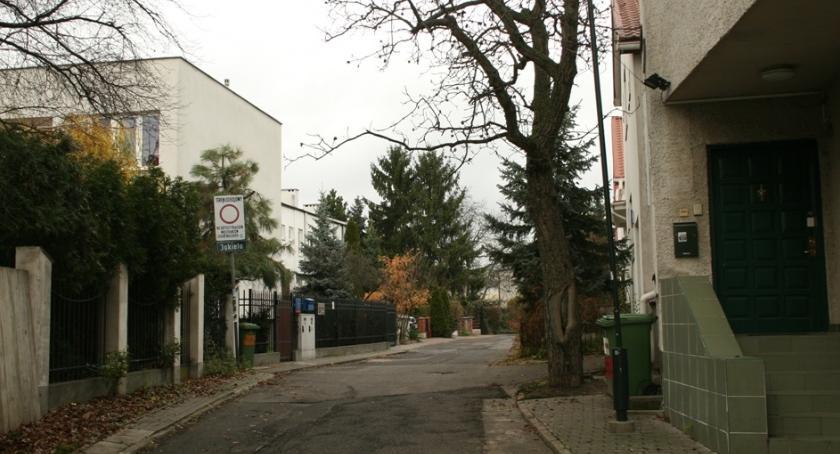ulice, Patroni naszych Albin Jakiel - zdjęcie, fotografia