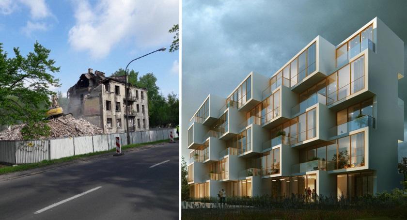 inwestycje , Potocka Apartamenty Ruszyła architektonicznie unikatowa inwestycja Żoliborzu - zdjęcie, fotografia