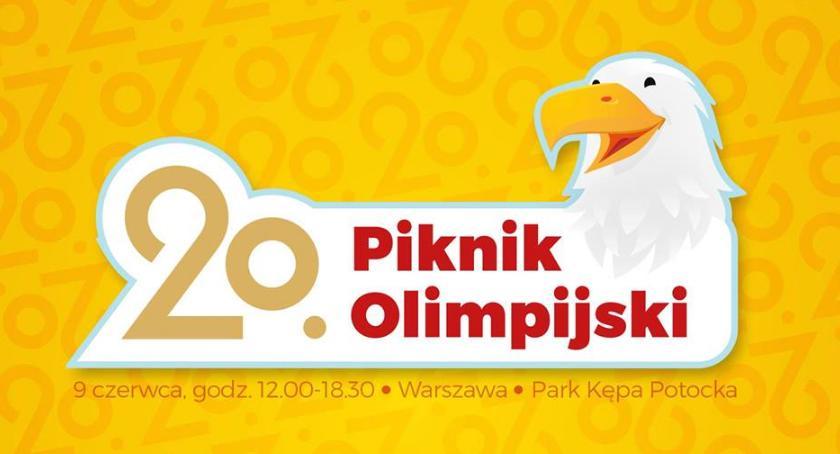 imprezy plenerowe, Piknik Olimpijski sobotę - zdjęcie, fotografia