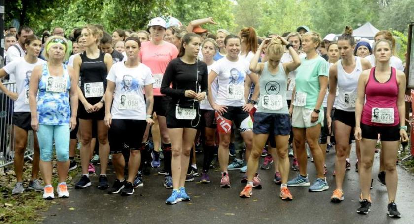 bieganie, Rotmistrza Pileckiego [ZDJĘCIA] - zdjęcie, fotografia